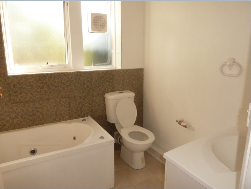 existing bathroom