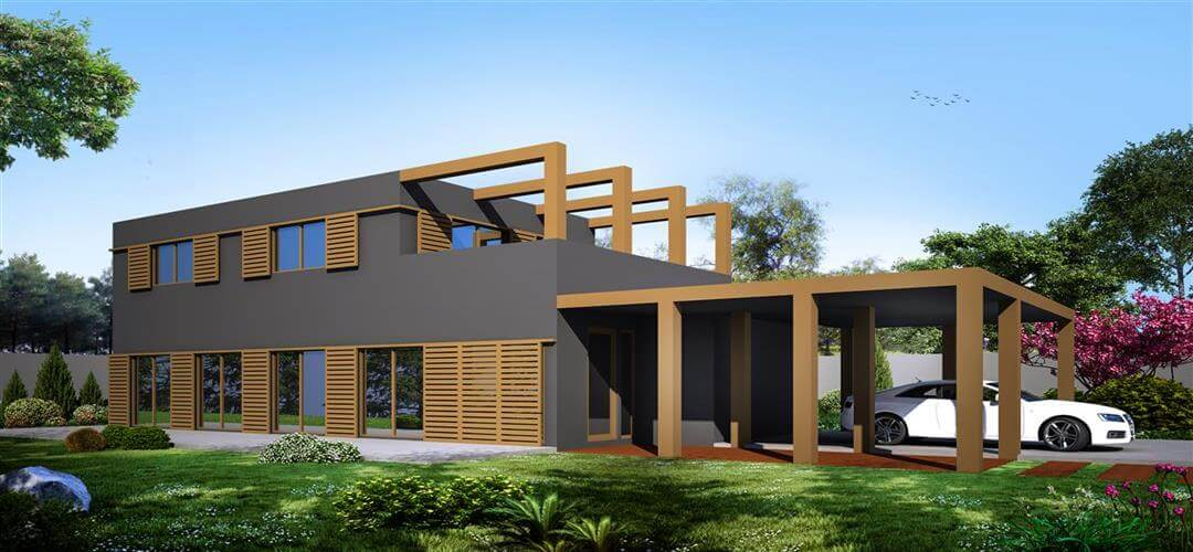 Gr n eco design affordable sustainable energy for Cheap efficient homes
