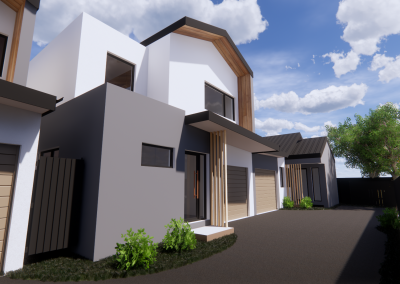 3 Town House Development Ivanhoe