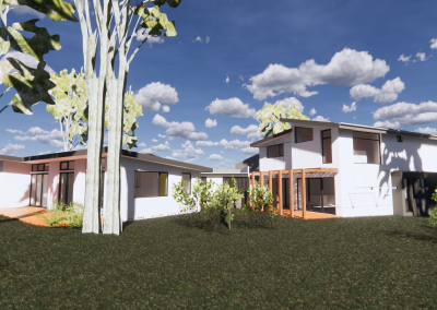 2 Townhouse Development Oakleigh