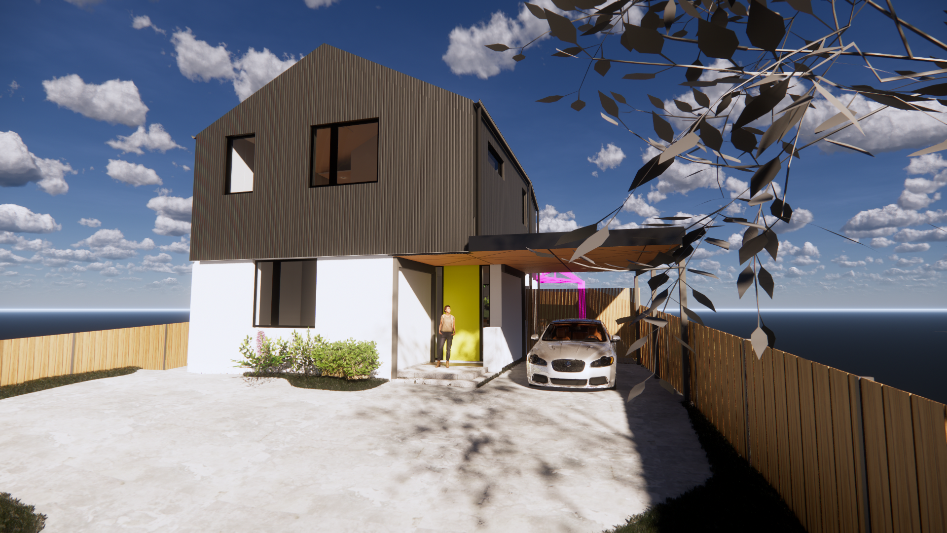 The 20/20 House – Passive House Bayswater North